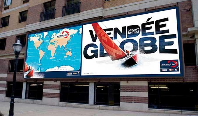 Banderoles et calicots publicitaires imprimés sur mesure