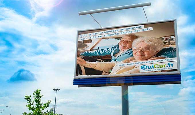 Impression banderoles sur mesure publicité