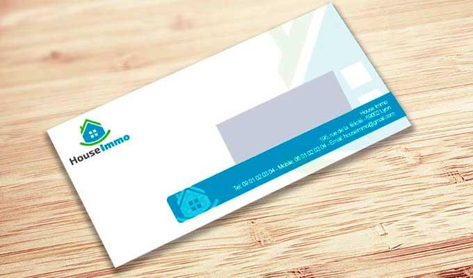 Imprimer vos enveloppes en ligne